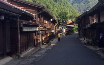 Tsumago – Japan